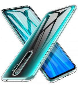 """Skaidrus dėklas Xiaomi Redmi Note 8 Pro telefonui """"Tech-Protect Flexair"""""""