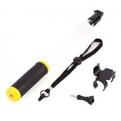 "Teleskopinė lazda GoPro kamerai 36-62cm ""Aquapod"""