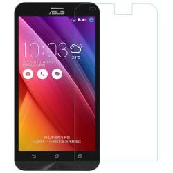 """Apsauginė ekrano plėvelė - grūdintas stiklas """"Tempered Glass"""" Asus Zenfone 2 ZE551ML ZE550ML telefonui."""