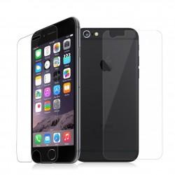 Apsauginiai grūdinti stiklai Apple iPhone 6 Plus telefonui (Priekiui ir galui) 2vnt