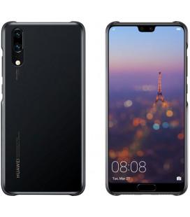 """Originalus juodas dėklas Huawei P20 telefonui """"PC Cover"""""""