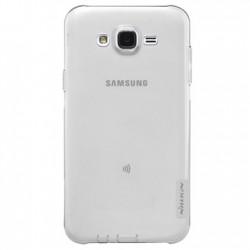 """Pilkas dėklas Samsung Galaxy J5 J500 Telefonui """"Nillkin Nature"""""""