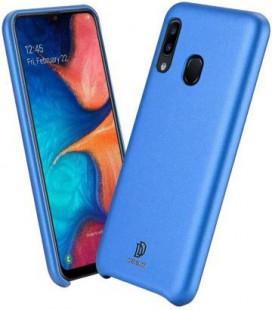 "Mėlynas dėklas Samsung Galaxy A20e telefonui ""Dux Ducis Skin Lite"""