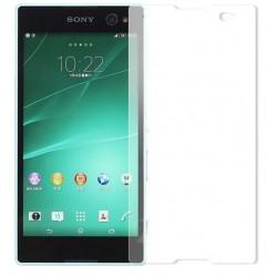 """Apsauginė ekrano plėvelė - grūdintas stiklas """"Tempered Glass"""" Sony Xperia M5 telefonui."""