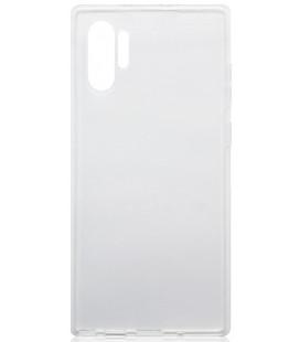 Skaidrus plonas 0,3mm silikoninis dėklas Samsung Galaxy Note 10 Plus telefonui