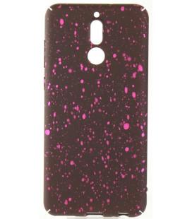 """Juodas - rožinis dėklas Huawei Mate 10 Lite telefonui """"Splash Soft Case"""""""