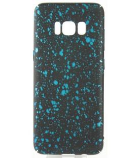 """Juodas - mėlynas dėklas Samsung Galaxy S8 telefonui """"Splash Soft Case"""""""