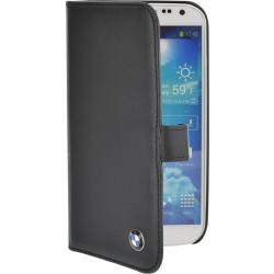 """Odinis juodas dėklas Samsung Galaxy S4 telefonui """"BMW"""""""
