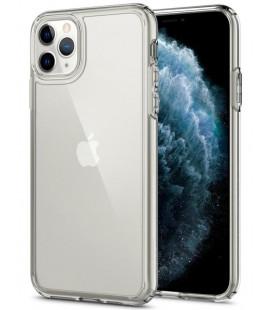 """Skaidrus dėklas Apple iPhone 11 Pro telefonui """"Spigen Ultra Hybrid"""""""