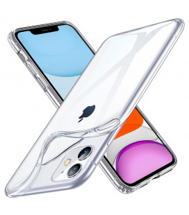 "Skaidrus dėklas Apple iPhone 11 telefonui ""ESR Essential Zero"""