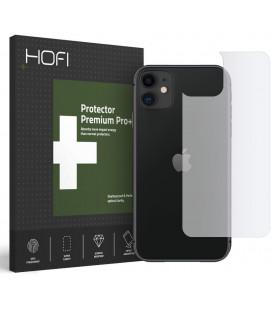 """Apsauginis grūdintas stiklas galiniam dangteliui Apple iPhone 11 telefonui """"HOFI Glass Pro+"""""""