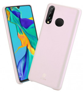 """Rožinis dėklas Huawei P30 Lite telefonui """"Dux Ducis Skin Lite"""""""