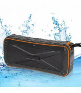 Bluetooth nešiojamas garsiakalbis S610 Outdoor Sports juodas