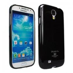 """Juodas dėklas Mercury Goospery """"Jelly Case"""" Samsung Galaxy S4 I9500 telefonui"""