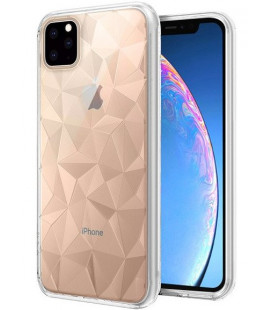 "Skaidrus dėklas Apple iPhone 11 Pro Max telefonui ""Diamond Case"""