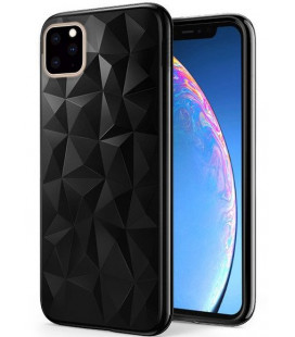 "Juodas dėklas Apple iPhone 11 Pro Max telefonui ""Diamond Case"""