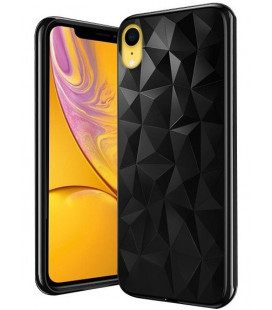 "Juodas dėklas Apple iPhone XR telefonui ""Diamond Case"""