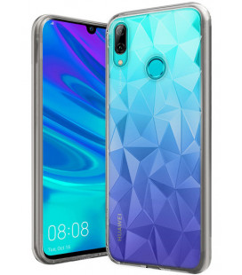 """Skaidrus dėklas Huawei P Smart 2019 telefonui """"Diamond Case"""""""