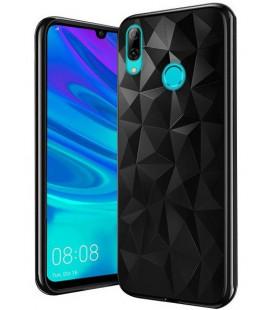 """Juodas dėklas Huawei P Smart 2019 telefonui """"Diamond Case"""""""