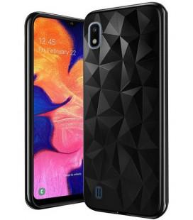 """Juodas dėklas Samsung Galaxy A10 telefonui """"Diamond Case"""""""
