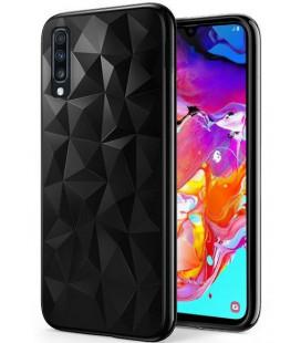 """Juodas dėklas Samsung Galaxy A70 telefonui """"Diamond Case"""""""