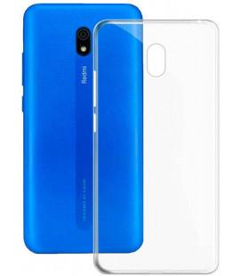 """Skaidrus silikoninis dėklas Xiaomi Redmi 8A telefonui """"Clear"""""""