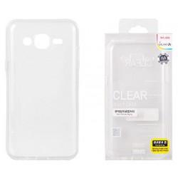 """Skaidrus dėklas Mercury Goospery """"Jelly Case"""" Samsung Galaxy J5 telefonui"""