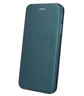 """Žalias atverčiamas dėklas Samsung Galaxy A10 telefonui """"Book Elegance"""""""