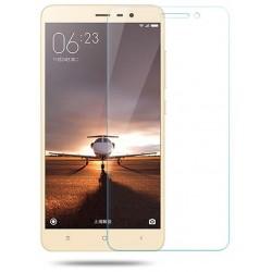 """Apsauginė ekrano plėvelė - Apsauginis grūdintas stiklas """"Tempered Glass"""" Xiaomi Redmi Note 3 telefonui"""