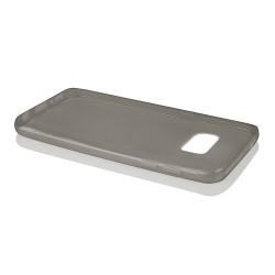 """Juodas silikoninis dėklas Samsung Galaxy S7 G930 telefonui """"Fitty"""""""