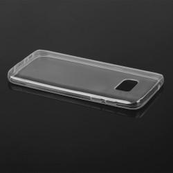 """Skaidrus silikoninis dėklas Samsung Galaxy S7 G930 telefonui """"Fitty"""""""