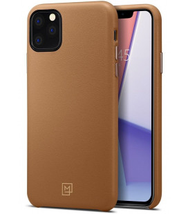 "Rudas dėklas Apple iPhone 11 Pro Max telefonui ""Spigen La Manon Calin"""
