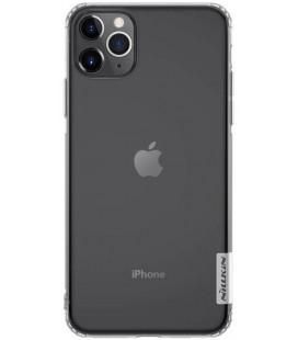 "Skaidrus silikoninis dėklas Apple iPhone 11 Pro Max telefonui ""Nillkin Nature"""