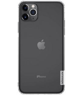 "Skaidrus silikoninis dėklas Apple iPhone 11 Pro telefonui ""Nillkin Nature"""