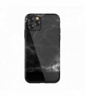 Dėklas Devia Marble Apple iPhone 11 Pro Max juodas