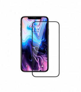 LCD apsauginis stikliukas Devia Comma Entire View Apple iPhone X/XS/11 Pro juodas