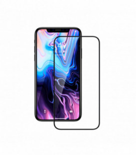 LCD apsauginis stikliukas Devia Comma Entire View Apple iPhone XR/11 juodas