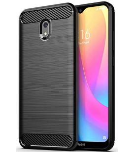 "Juodas dėklas Xiaomi Redmi 8A telefonui ""Tech-Protect"""