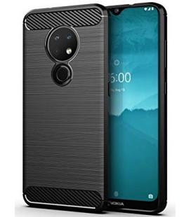 """Juodas dėklas Nokia 6.2 / 7.2 telefonui """"Tech-Protect"""""""