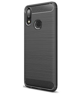 """Juodas dėklas Samsung Galaxy A10S telefonui """"Tech-Protect"""""""
