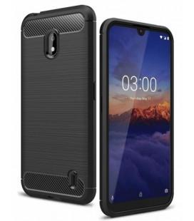 """Juodas dėklas Nokia 2.2 telefonui """"Tech-Protect"""""""