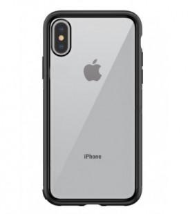 Dėklas Devia Elegant Anti-Shock Apple iPhone XS Max juodas