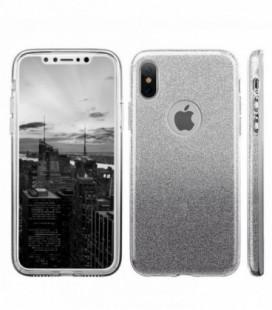 Dėklas Shine Huawei Y6 2019/Y6 Pro 2019 juodas