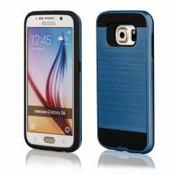 """Mėlynas dėklas Samsung Galaxy S6 G920 telefonui """"Motomo"""""""