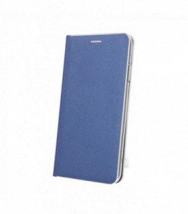 Dėklas Smart Fusion Xiaomi Redmi Note 7/Note 7 Pro tamsiai mėlynas