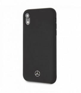Dėklas Mercedes MEHCI65SILBK Apple iPhone XS Max juodas