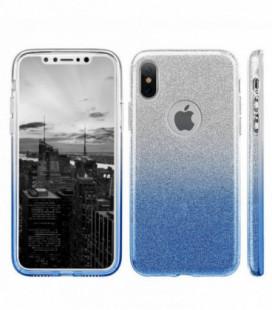Dėklas Shine Xiaomi Redmi 7A mėlynas