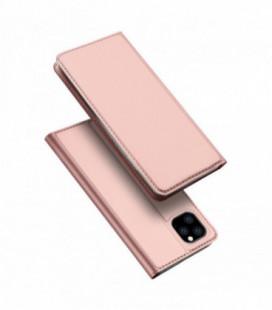 Dėklas Dux Ducis Skin Pro Xiaomi Redmi Note 8 rožinis-auksinis