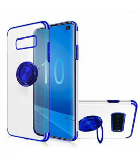 Dėklas Elegance Ring Xiaomi Redmi 8 mėlynas