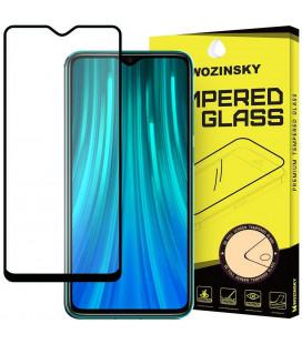 """Juodas apsauginis grūdintas stiklas Xiaomi Redmi 8 telefonui """"Wozinsky Full Glue CF"""""""